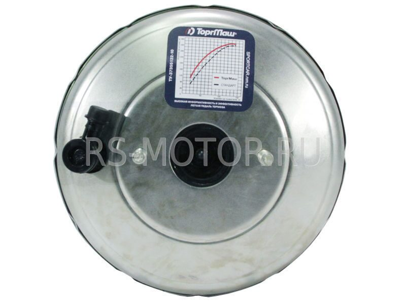 Фото №28 - неисправности вакуумного усилителя тормозов ВАЗ 2110