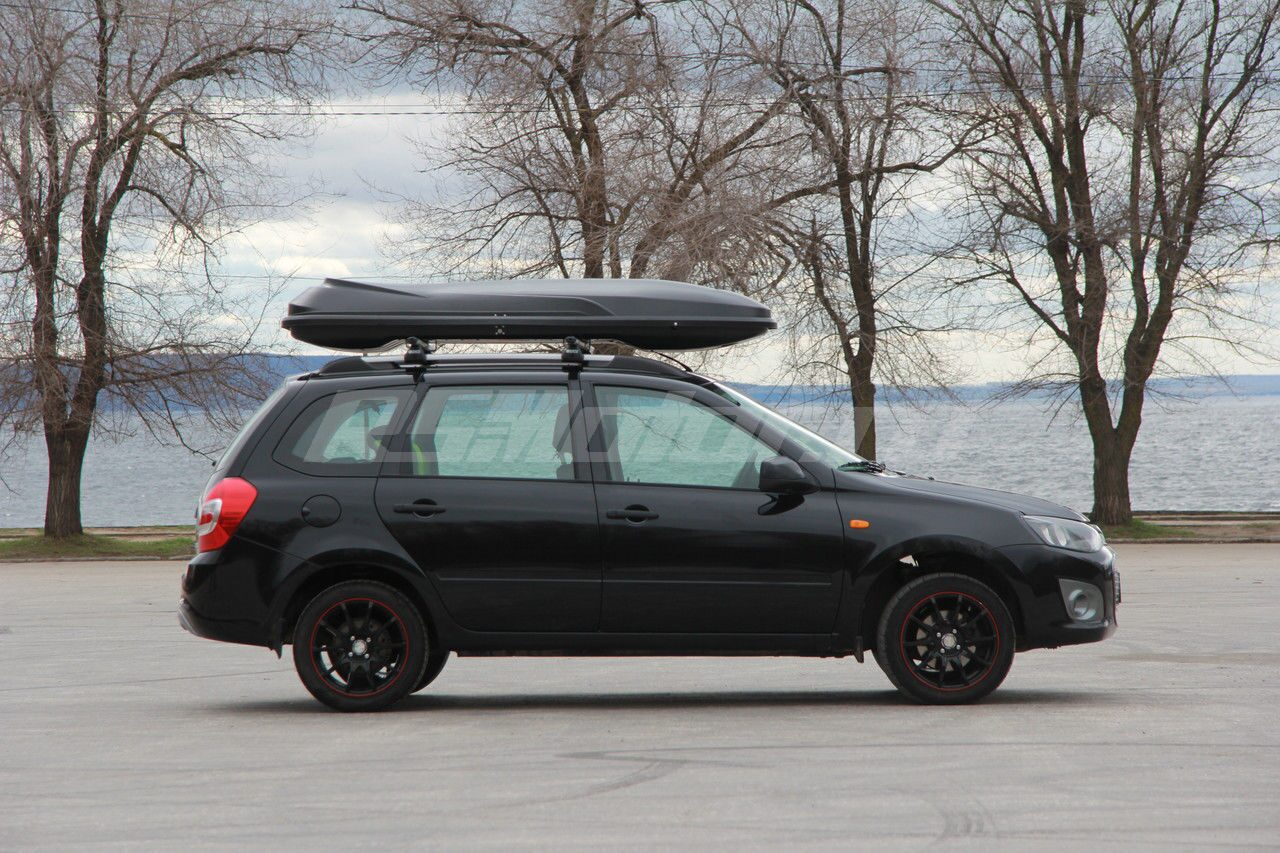 Автобокс на крышу автомобиля фото