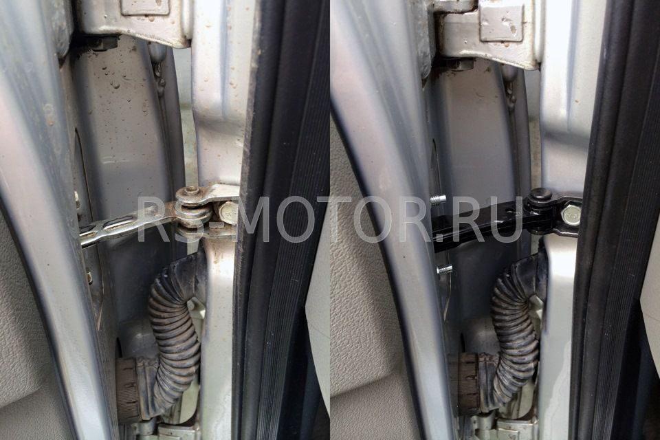 ограничители дверей на гранту нового образца - фото 3