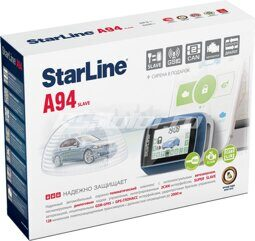 Автосигнализация StarLine A94 CAN-LIN