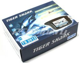 Автосигнализация Tiger Shark TS-3912 Dialog